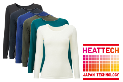 Image result for Heattech